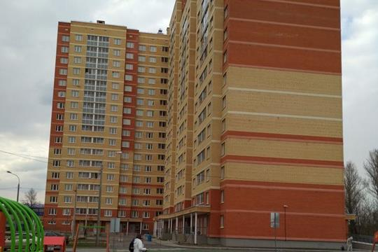 2-комнатная квартира, 58.7 м<sup>2</sup>, 16 этаж