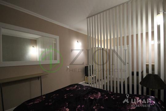 1-комнатная квартира, 45 м<sup>2</sup>, 7 этаж