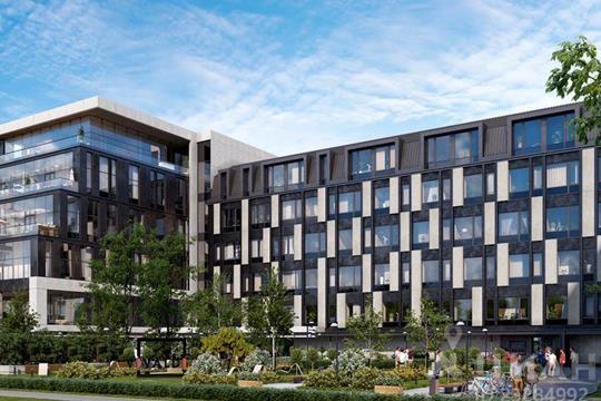 Квартира свободной планировки, 35.3 м<sup>2</sup>, 6 этаж