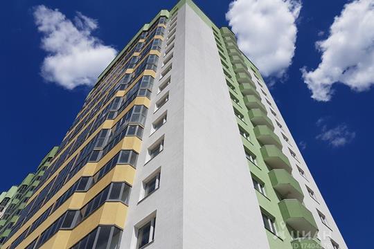 1-комнатная квартира, 35 м<sup>2</sup>, 10 этаж