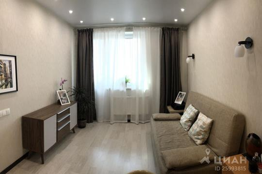 1-комнатная квартира, 45 м<sup>2</sup>, 6 этаж