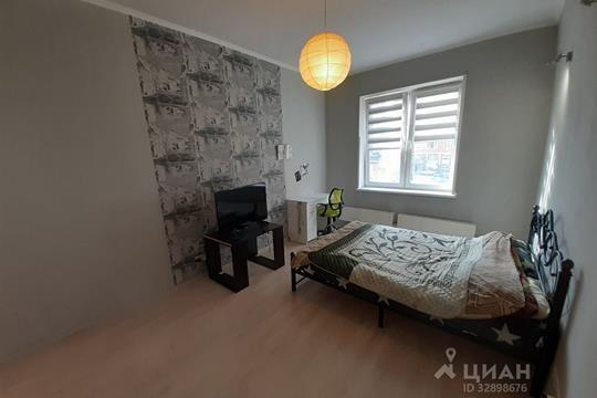 1-комн квартира, 40.6 м<sup>2</sup>, 2 этаж_1