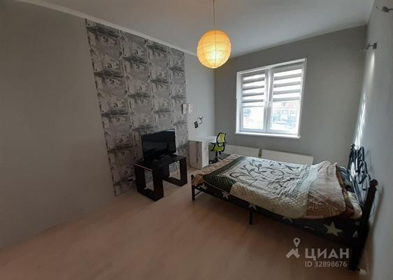 1-комн квартира, 40.6 м2, 2 этаж - фото 1