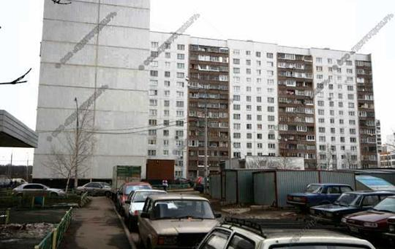 2-комнатная квартира, 54 м2, 2 этаж
