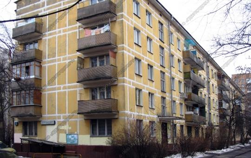 3-комнатная квартира, 58 м2, 2 этаж