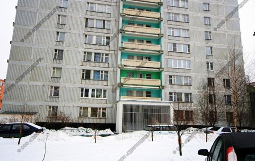 2-комнатная квартира, 52 м2, 9 этаж