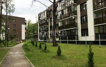 2-комнатная квартира, 45 м2, 1 этаж