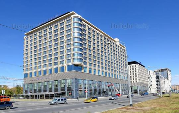 4-комнатная квартира, 202.8 м2, 9 этаж