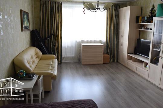 1-комн квартира, 39.4 м2, 14 этаж