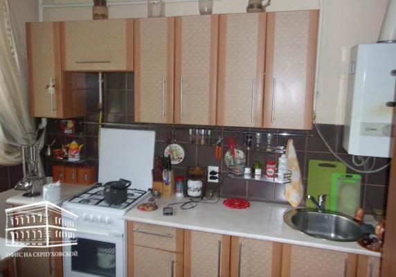 1-комн квартира, 35 м2, 1 этаж - фото 1