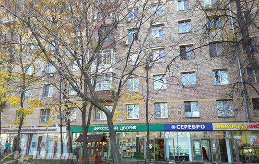 2-комн квартира, 56.8 м2, 2 этаж