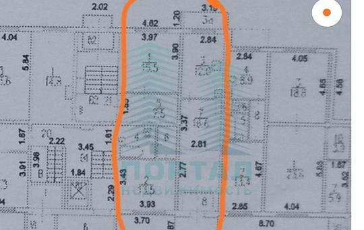 2-комн квартира, 77 м2, 1 этаж
