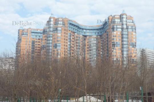 3-комнатная квартира, 123 м2, 4 этаж