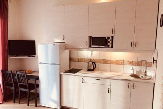 1-комнатная квартира, 30 м2, 16 этаж