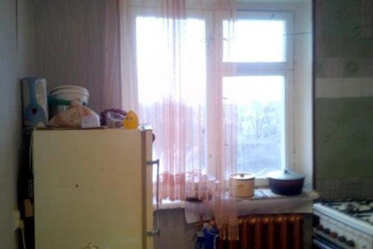 3-комнатная квартира, 60 м2, 5 этаж
