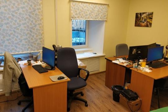 Офис, 154.7 м2, класс B
