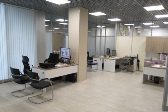 Офис, 247 м2, класс A