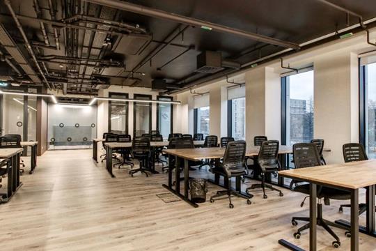 Офис, 120 м2, класс A