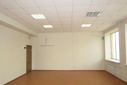 Офис, 50.7 м2, класс C