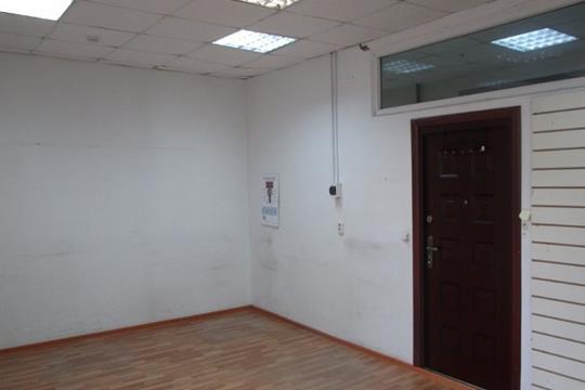 Офис, 22.3 м2, класс C