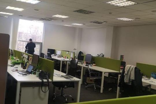 Офис, 107040 м2, класс B+