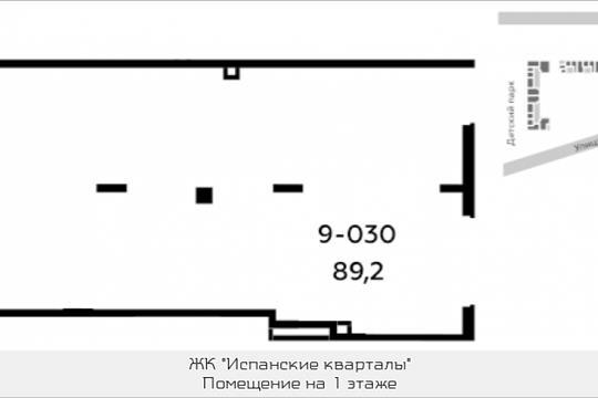 Помещение, 89.2 м2