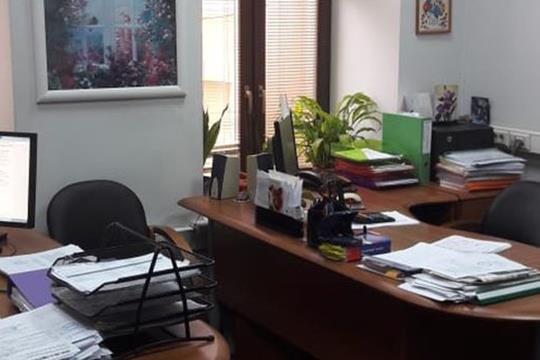 Офис, 578 м2, класс B+