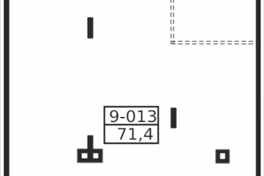 Помещение, 71.4 м2