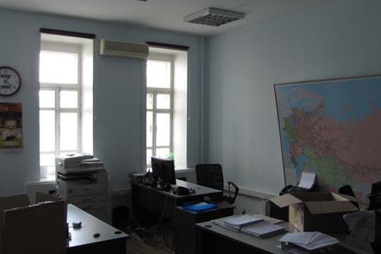 Офис, 8181 м2, класс B