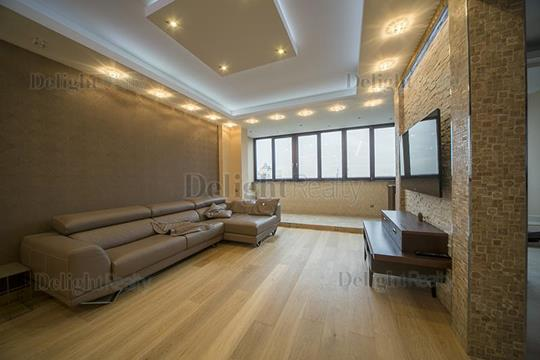 3-комнатная квартира, 133 м2, 17 этаж