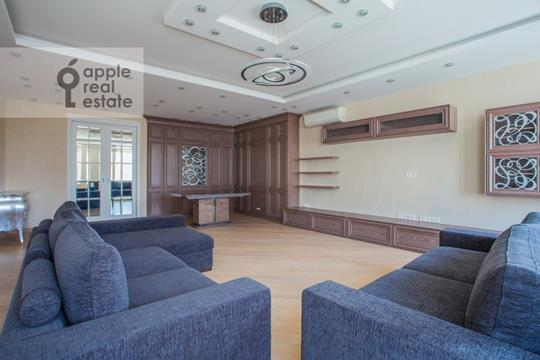 Многокомнатная квартира, 290 м2, 12 этаж