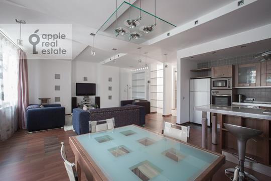 2-комнатная квартира, 117 м2, 9 этаж