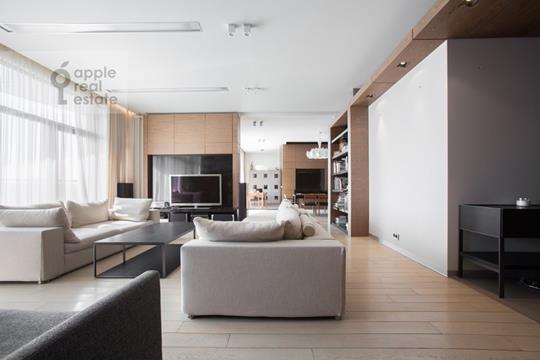 Многокомнатная квартира, 330 м2, 2 этаж