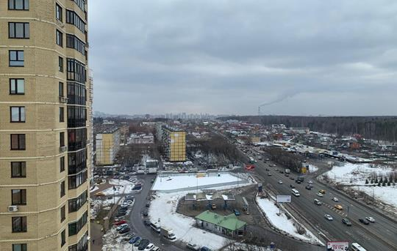 1-комн квартира, 45.6 м2, 15 этаж