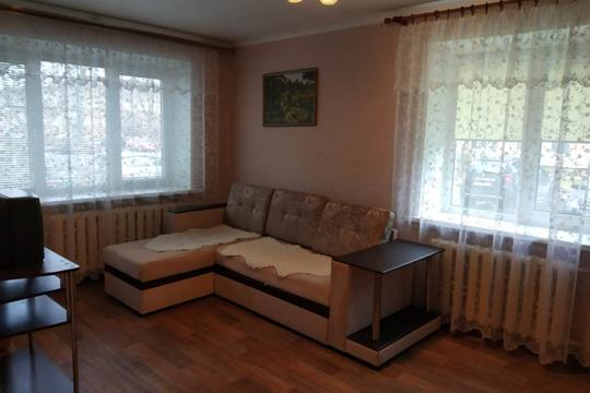1-комнатная квартира, 31 м2, 1 этаж