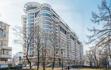 5-комнатная квартира, 185 м2, 13 этаж