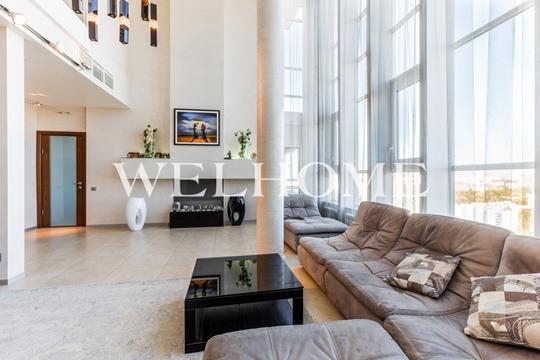 5-комн квартира, 210 м2, 24 этаж