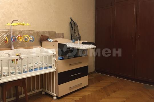 3-комнатная квартира, 57 м2, 8 этаж