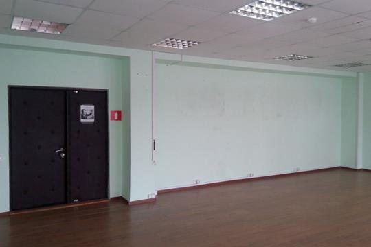Офис, 52.7 м2, класс C