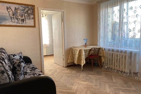 2-комн квартира, 36.3 м2, 9 этаж