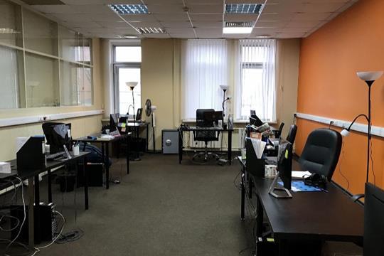 Офис, 95 м2, класс B