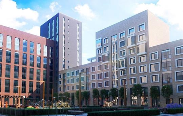 3-комнатная квартира, 98 м2, 5 этаж