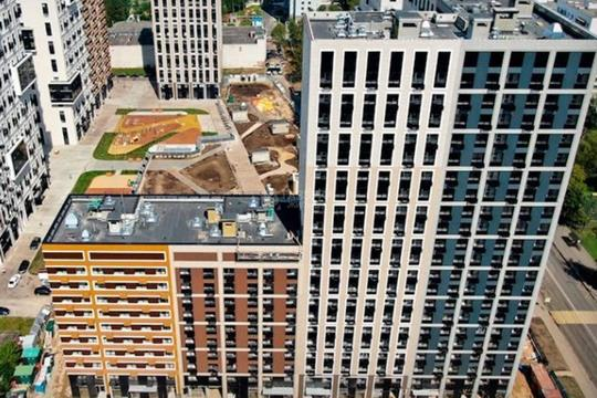 1-комн квартира, 69 м2, 7 этаж