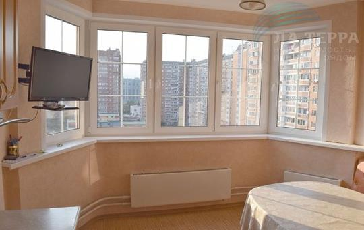 3-комнатная квартира, 79.7 м2, 12 этаж