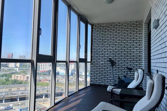 2-комн квартира, 78 м2, 20 этаж