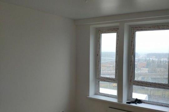 1-комн квартира, 40.2 м2, 19 этаж
