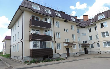 3-комн квартира, 53.4 м2, 3 этаж