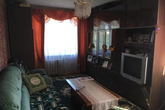 3-комн квартира, 56 м2, 4 этаж