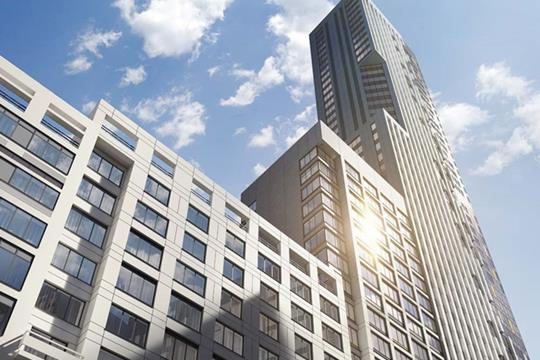 3-комн квартира, 85 м2, 34 этаж