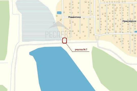 Участок, 8 соток, регион Московская область  7, Горьковское шоссе